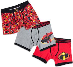 The Incredibles Boxer Shorts