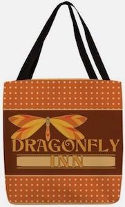 Dragonfly Inn Tote Bag