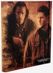 Winchester Brothers Supernatural Binder