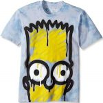 Dripping Bart Simpson T-Shirt