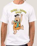 Fred Flintstone Yabba Dabba Doo T-Shirt