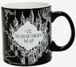 The Marauder's Map Glow In The Dark Mug