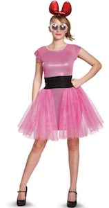 Powerpuff Girls Blossom Costume