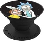 Rick And Morty Popsockets