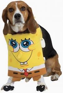 SpongeBob Dog Costume