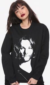 Supernatural Sam Moose Sweater