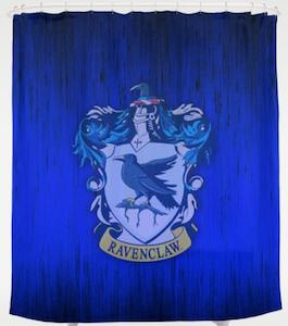 Ravenclaw Shower Curtain