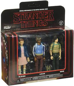 Stranger Things Action Figure Pack 1