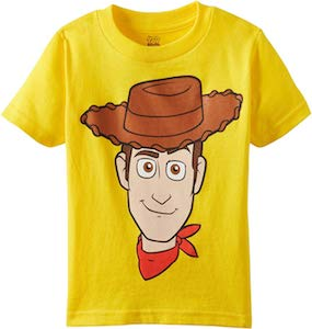 Woody's Face T-Shirt