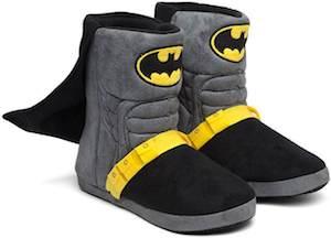 Batman Slipper Boots