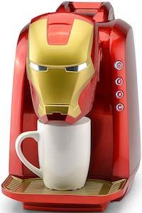 Marvel Iron Man Coffee Maker