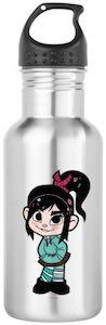 Vanellope Von Schweetz Water Bottle