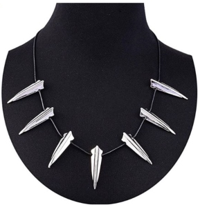 Black Panther Pendant Necklace