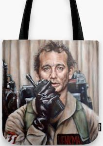 Peter Venkman Tote Bag