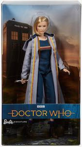 Barbie Of The 13th Doctor Who