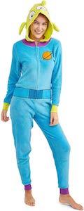 Alien Onesie Pajama