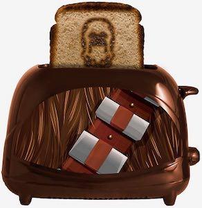 Chewbacca Toaster