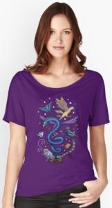 Fantastic Beast Magical Creatures T-Shirt