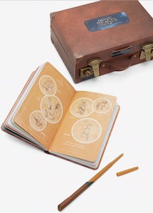 Fantastic Beast Notebook And Pen In Suitcase