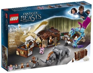 Fantastic Beasts Magical Creatures LEGO