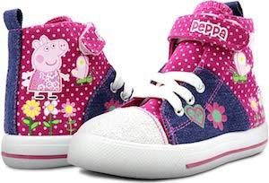 Kids Peppa Pig Shoes