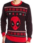 Marvel Deadpool Ugly Christmas Sweater