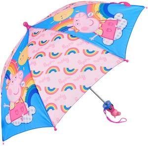 Peppa Pig Rainbow Umbrella