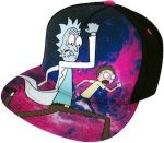 Rick And Morty Running Cap