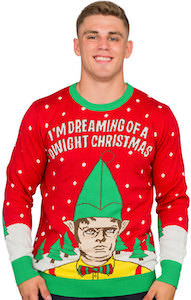 The Office Dwight Christmas Sweater