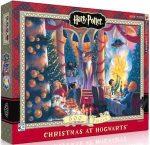Christmas At Hogwarts Jigsaw Puzzle