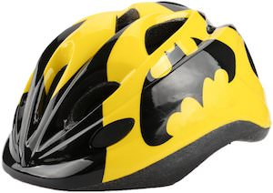 Batman Logo Bicycle Helmet
