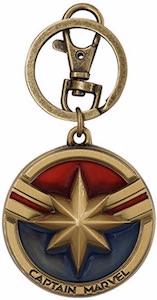 Captain Marvel Key Chain