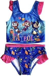 2b5aa634bc Girls PAW Patrol Swimsuit - THLOG