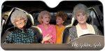 The Golden Girls Car Sun Shade
