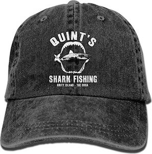 Quint's Shark Fishing Cap from Jaws