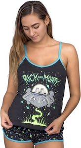 Rick And Morty Sleep Set