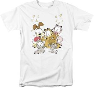 Garfield And Friends T-Shirt