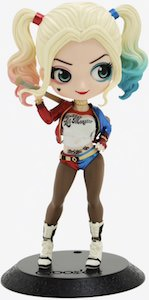 Harley Quinn Q Posket Figurine