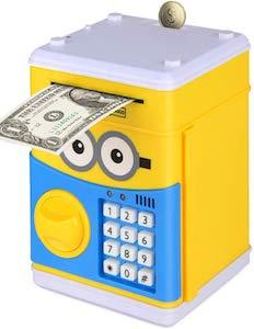 Minion Money Bank ATM