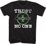 The X Files Trust No One T-Shirt
