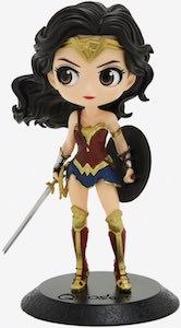 Q Posket Wonder Woman Figurine