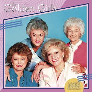 2020 Golden Girls Wall Calendar