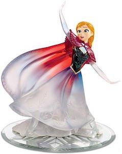Anna Love Warms A Frozen Heart Figurine