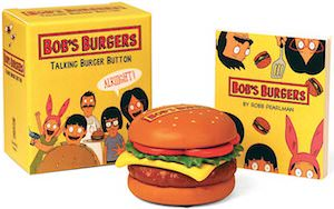 Bob's Burgers Talking Burger Button