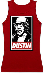 Stranger Things Dustin Tank Top