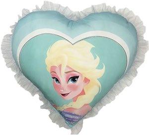 Elsa Heart Shape Pillow