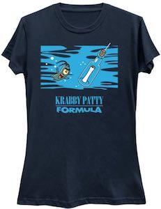 Krabby Patty Formula T-Shirt