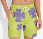 Patrick Star Swim Trunks