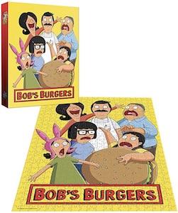 Bob's Burgers Characters Puzzle