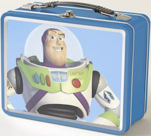 Buzz Lightyear Lunch Box